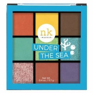 🐠Nicka K Under The Sea Eye Palette